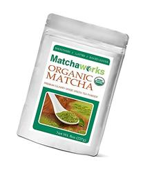 Matchaworks Matcha Green Tea Powder Culinary Grade Raw