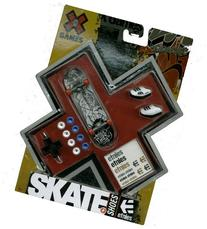 Mattel X Games Etnies Fingerboard Skate & Shoes - P3915