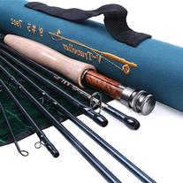 Maxcatch for Traveler 7-piece Fly Rod IM10 Carbon Travel Rod