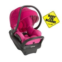 Maxi-Cosi IC160DCN - Mico Max 30 Infant Car Seat w Baby on