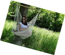 Mayan Hammock Chair by Krazy Outdoors - Large Hanging Swing