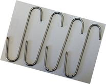 Meat Hooks, Pot Hooks, 7 Inch, Pack of 4 Pieces