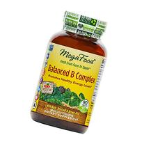 MegaFood - Balanced B Complex, Promotes Energy Production,