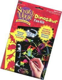 Melissa & Doug Dinosaur Scratch Art Boards