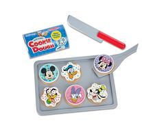 Melissa & Doug Disney Mickey Mouse Wooden Slice and Bake