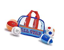 Melissa & Doug Sports Bag Fill and Spill Baby and Toddler