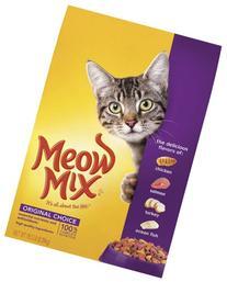 Meow Mix Original - 18.5s