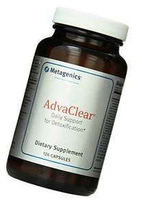 Metagenics - AdvaClear - 126 Capsules