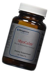 Metagenics - MyoCalm - 60 Tablets