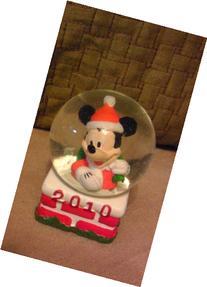 Mickey Mouse JcPenney Snowglobe Waterglobe Globe Christmas