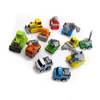 Mini Car & Truck Pullback Vehicle Models Pack of 12 Kid's