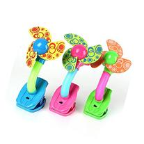 Mini Safety Clip-on Fan For Baby Prams Strollers Gyms 3