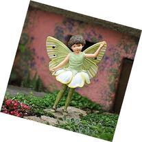 Miniature Fairy Garden May Fairy