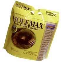 Molemax Mole & Vole Repellent Granules