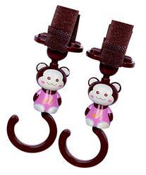 Monkey Hanger Hook for Stroller,buggys, Pram, Universal