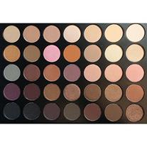 Morphe Pro 35 Color Eyeshadow Palette Warm 35W -