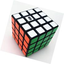 Moyu Weisu New Structure 4x4 Spped Cube Black