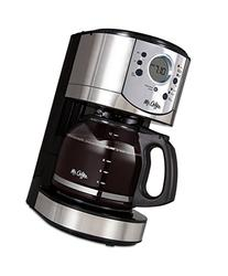 Mr. Coffee 12-Cup Programmable Coffee Brewer with Brew