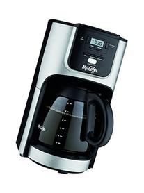 Mr.Coffee 12 Cup Programmable Coffeemaker with Brew Strength