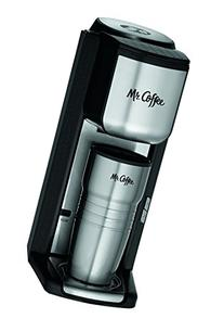 Mr. Coffee Grind n Brew Coffeemaker with Built-In Grinder
