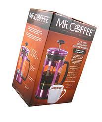 Mr Cof Coffee Press Daily Size 1.2qt Mr Cof Coffee Press 1.