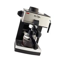 Mr. Coffee 4-Cup Steam Espresso System with Milk Frother,