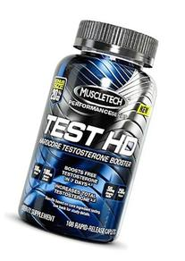 Muscletech Products - Test HD Performance Series Hardcore