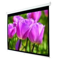 """Mustang SC-M100D4:3 Manual Projection Screen, 64""""x84"""