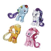 My Little Pony Cutie Mark Magic Figure Set of 4 - Applejack
