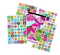 My Little Pony Stickers - Sticker Pad with 216 Stickers