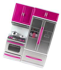 My Modern Kitchen Oven Refrigerator Battery Operated Toy