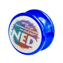 NED® Yo-Yo  Glow-in-the-dark face