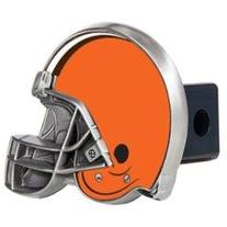 NFL Cleveland Browns Metal Helmet Trailer Hitch Cover
