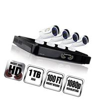 NIGHT OWL C-841-A10 8 Channel 1080P DVR Security System, 4