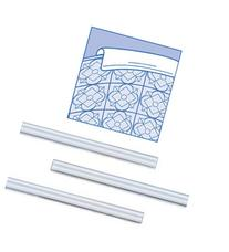 NL107-16 24&& Liner Coping Strips 38 Pack for 24& Round Pool