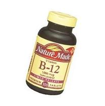 Nature Made Vitamin B-12 1,000 mcg Time Release - 300