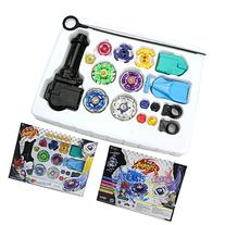 New Metal Fusion Top Rapidity Fight Master Rare Beyblade 4d