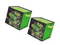 Nickelodeon  Teenage Mutant Ninja Turtles Storage Cubes, Set