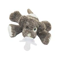 Nookums Paci-Plushies Puppy - Universal Pacifier Holder