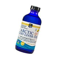 Nordic Naturals - Arctic-D CLO, Heart and Brain Health, and