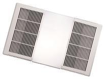 NuTone 665RP Heat-A-Ventlite Exhaust Fan with 1300-Watt