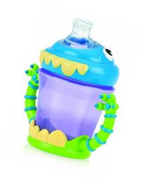 "Nuby ""Imonster"" No-spill Cup"