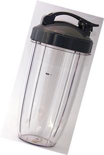 NutriBullet 32 oz. Colossal Cup with Flip Top To-Go Lid