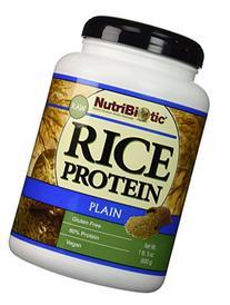 Nutribiotic - Vegan Rice Protein Vanilla Flavor - 1.5 lbs