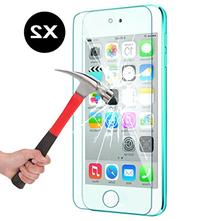 Omoton New iPod touch  Tempered Glass Screen Protector, 0.