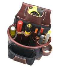 Occidental Leather Black FatLip Tool Bag