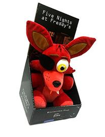 "Officially Licensed Five Nights At Freddy's 10"" Boxed Foxy"