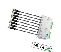 Omall  8-CH HD 720P/1080P Passive Video Balun Transceiver,