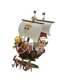 One Piece: Thousand Sunny Ship New World Ver. Plastic Model