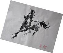 Oridental Artwork Unframed Hand Painted Art Chinese Brush